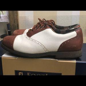 FootJoy Women's Golf Shoes Size 7.5 Medium Width
